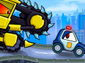 Spiele Car Eats Car: Evil Cars