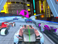 Spiele Cyber Cars Punk Racing