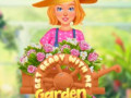 Spiele Get Ready With Me Garden Decoration