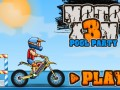 Spiele Moto X3M Pool Party