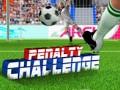 Spiele Penalty Challenge