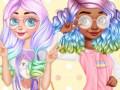 Spiele Princesses Kawaii Looks and Manicure