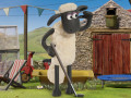 Spiele Shaun The Sheep Baahmy Golf