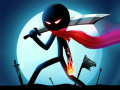 Spiele Stickman Fighter: Space War