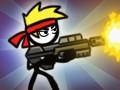 Spiele Stickman Peacekeeper