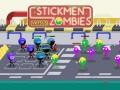 Spiele Stickmen vs Zombies